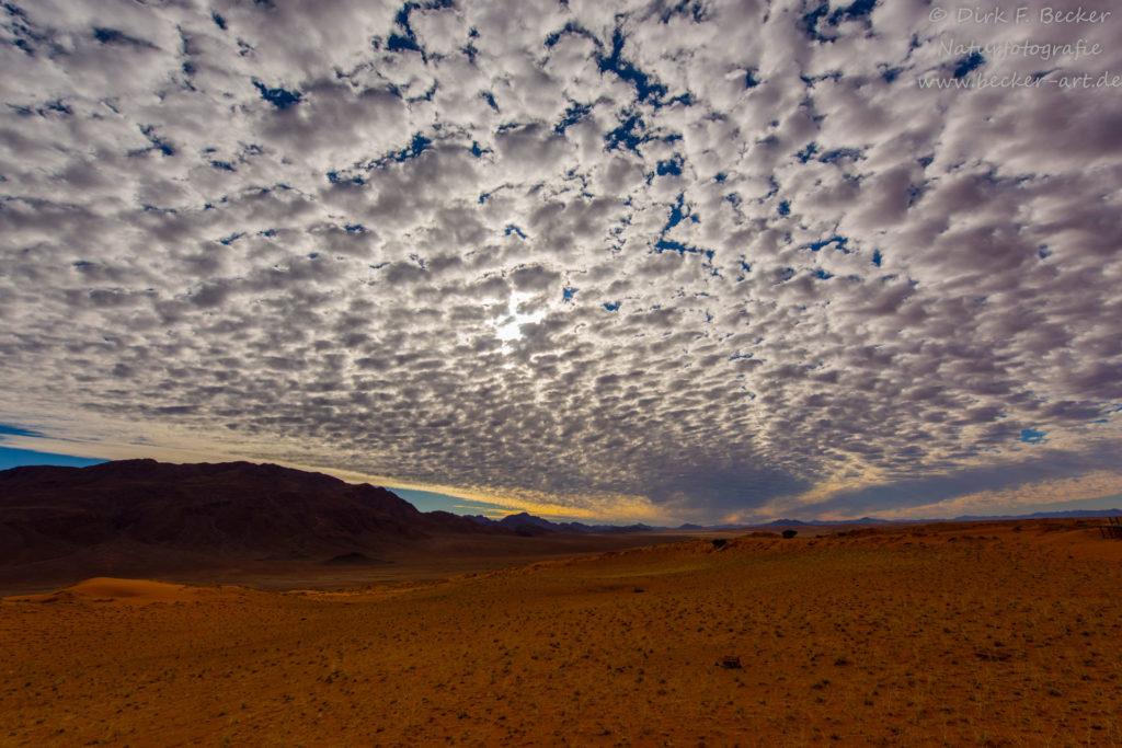 becker-art Natur Afrika Namibia Himmel Wolken weites Land